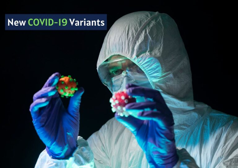 New Covid-19 variants: what we know about the Kent and South Africa strains